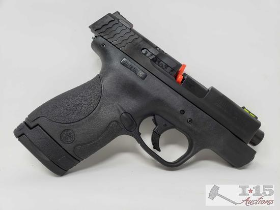 New, Smith & Wesson M&P 40 Shield .40 Cal