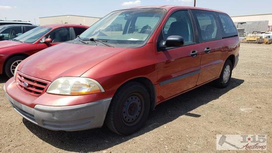2000 Ford Windstar Van LX **Current Smog**