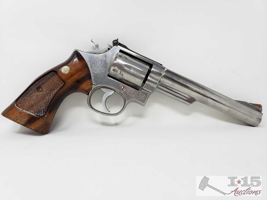 Smith & Wesson 66-1 .357 Magnum Revolver