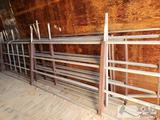 A steel Corral