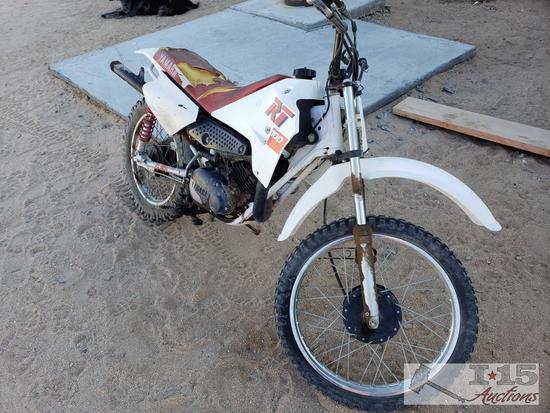 Yamaha RT 100, 2 Stroke Dirt Bike, See Video!!