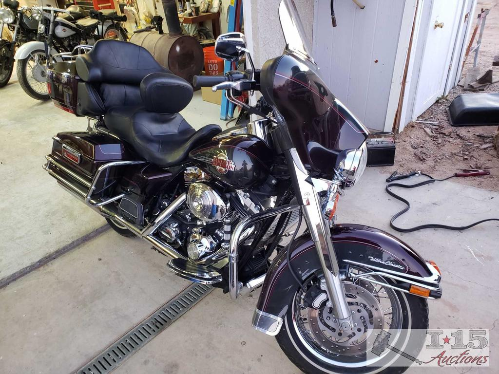 2006 Harley Davidson Ultra Classic, See Video!!