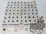 Buffalo Nickels, Wheat Pennies, 3 Cent Piece, Barber Head Quarter and More