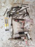 4 Air Hammers and Attachments
