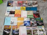 30 Service Manuals for Yamaha, Honda, Suzuki, Jeep, Chevy, BMW, and More