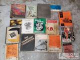 Vintage and Modern Service Manuals for Harley Davidsons