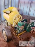 Stovers Hit and Miss Engine, Concrete Mixer, See Video!!