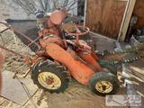 Ditch Witch Trencher, See Video!!