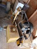 Log Splitter with 8HP Briggs & Stratton Engine, See Video!!