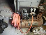 Craftsman Air Compressor, See Video!!