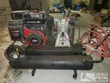 Air Compresser with Briggs & Stratton I/C 6.5, See Video!!