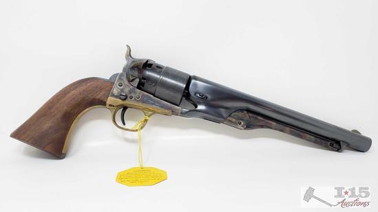 Colt 1860 Army Model F1200 Black Powder Revolver, Original Box, Never Fired
