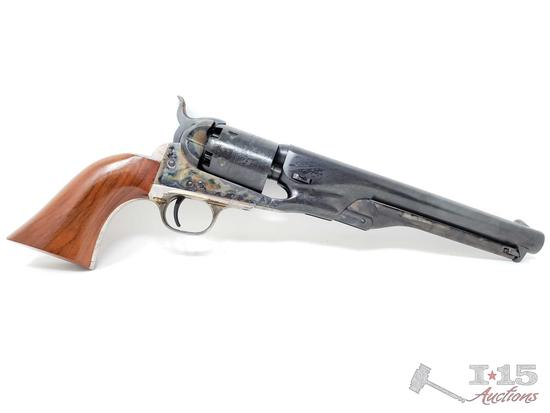 Colt 1861 Navy Model F1300 Black Powder .36 Cal Revolver, Original Box, Never Fired