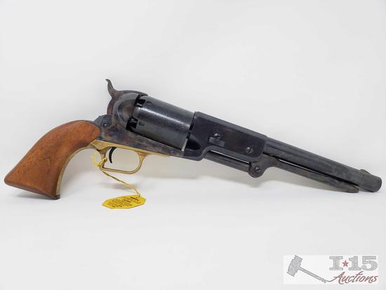 Colt Walker Model F1600 Black Powder .44 Cal Revolver, Original Box, Never Fired