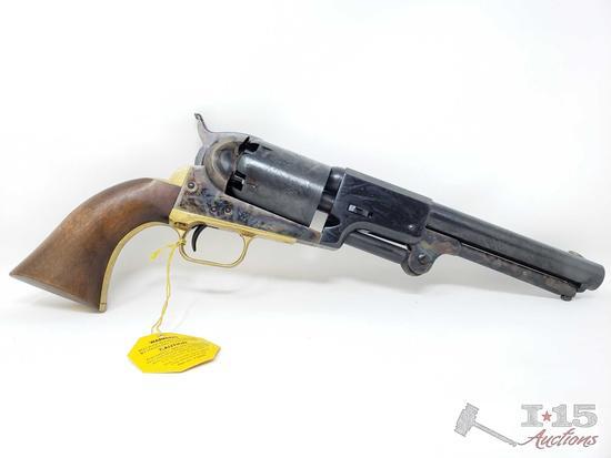 Colt 3rd Dragoon Model F1740 Black Powder .44 Cal Revolver, Original Box, Never Fired