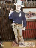 6' Tall John Wayne Cardboard Cut Out