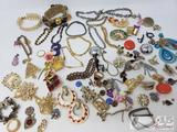 Pins, Bracelets, Clip On Earrings, and Rings
