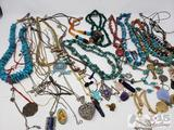 Costume Necklaces, Pendents, and Chains