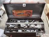 Tool Box full of Assorted Tools
