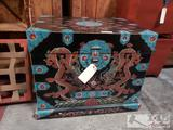 Breathtaking Asian Trunk Approx 25 inches Tall