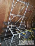 2 Metal Plant Stands