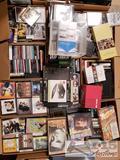 Pallet of cd's