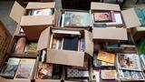 17 Boxes Of Assortes Books