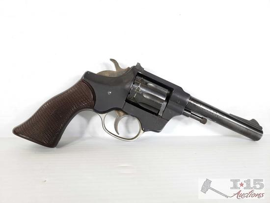 HI-Standard R-100 .22LR Revolver