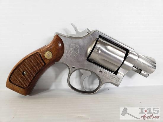 Smith & Wesson Model 64 .38 SPL Revolver