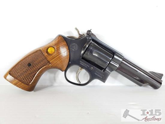 Taurus Model 66, .357 Magnum Revolver with Original Box