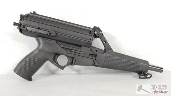 Calico M-950 Semi-Auto Pistol with 50 Round Magazine