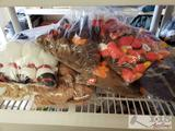 Approx Over 100 ty Beanie Babies, Patti, Chocolate, Gobble, Snowball, Wrinkle, Doby, Princess, Ears,