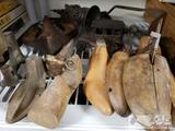Shoe Trees, Vintage and Antique Metal Tools and Toy Car