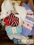 2 Boxes of Vintage Clothes, New with Tags