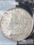 1897 Morgan Silver Dollar Philadelphia Mint, Uncirculated
