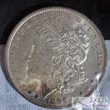 1895 Morgan Silver Dollar Philadelphia Mint