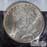 1902 Morgan Silver Dollar New Orleans Mint