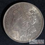 1921 Morgan Silver Dollar Philadelphia Mint