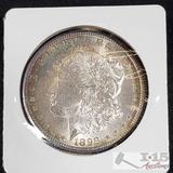 1898 Morgan Silver Dollar New Orleans Mint