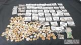 Various Foreign Coins From Multiple Countries, Sierra Leone, Spain, Cuba, Brazil, Austria, Mali, and