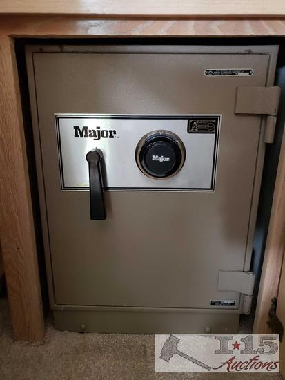 "24"" Major Safe (Do Not Have Combination)"
