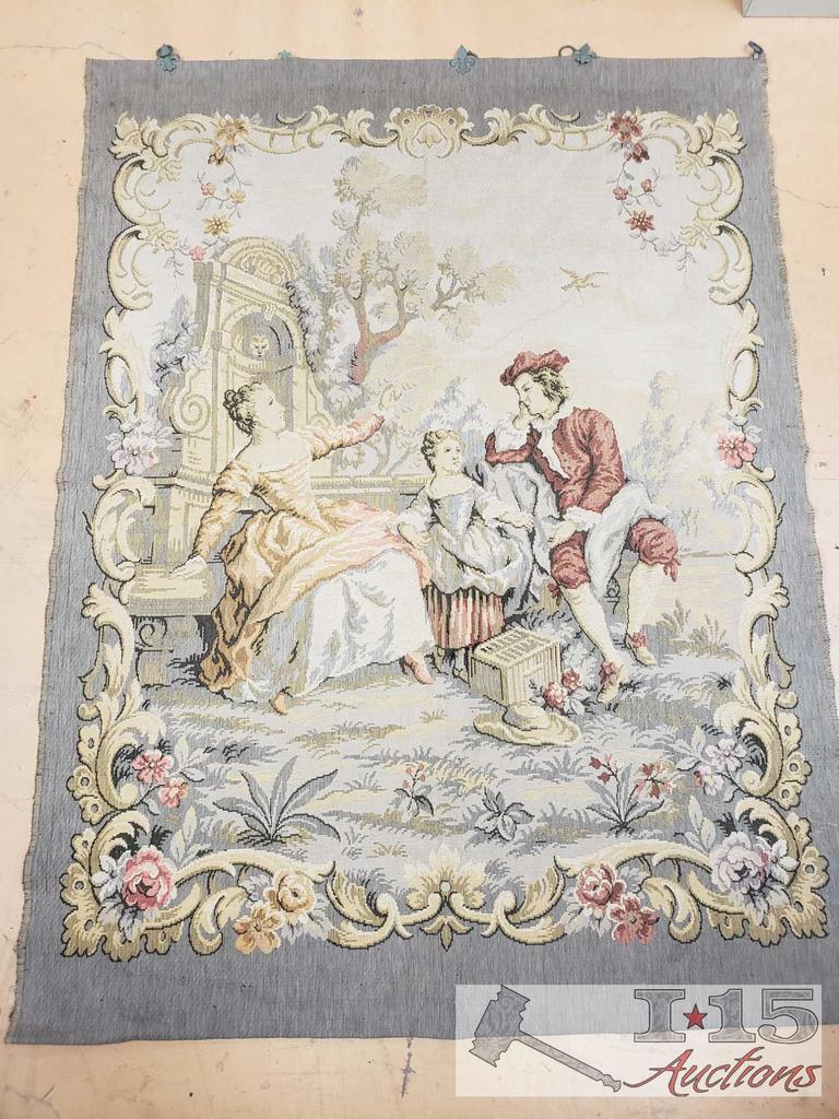 "65"" x 49"" Tapestry"