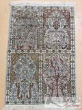 Floral Wool Rug