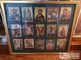 Icon Prints Framed