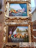Two Framed and Signed Original Reinprecht Paintings