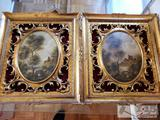 Two Beautifully Framed and Signed Karl Otto Van Thoren Paintings (1828 - 1889)