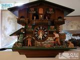 Swiss Regula Cuckcoo Clock