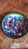 Special Hand Made KUTAHYA TURKIYE Bowl