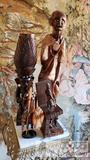 Authentic Hand Carved Wood Statues from around the World