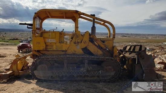 CAT 977K Dozer/Ripper, 4 in 1 Bucket, Running See Video!